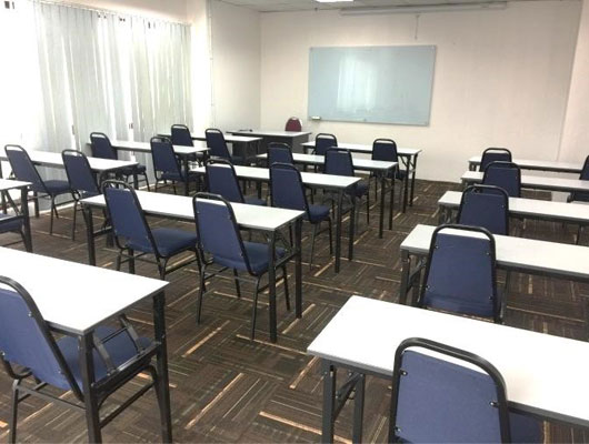 malvern international academy malaysia training room